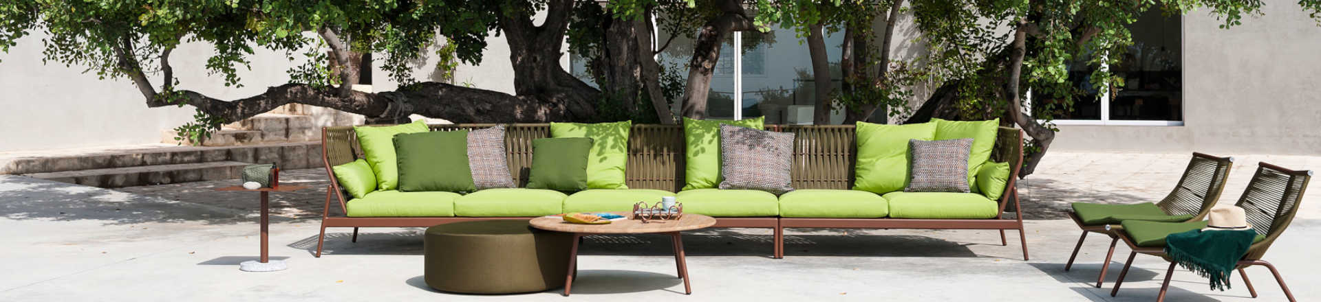 Roda | Arredamento Outdoor | Mondini Design Shop