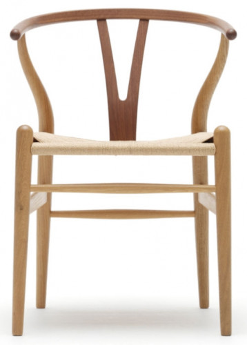 sedia CH24 Wishbone Chair Carl Hansen & Son.