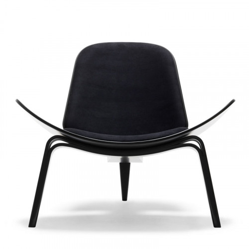 poltroncina CH07 Shell Chair Carl Hansen & Son.