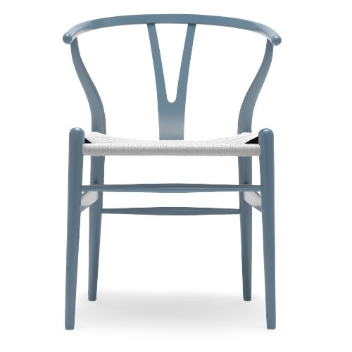 sedia CH24 Wishbone Chair Laccata Carl Hansen & Son.