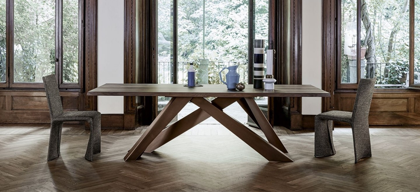 Tavolo fisso in ceramica Big Table Bonaldo | Bonaldo | Mondini