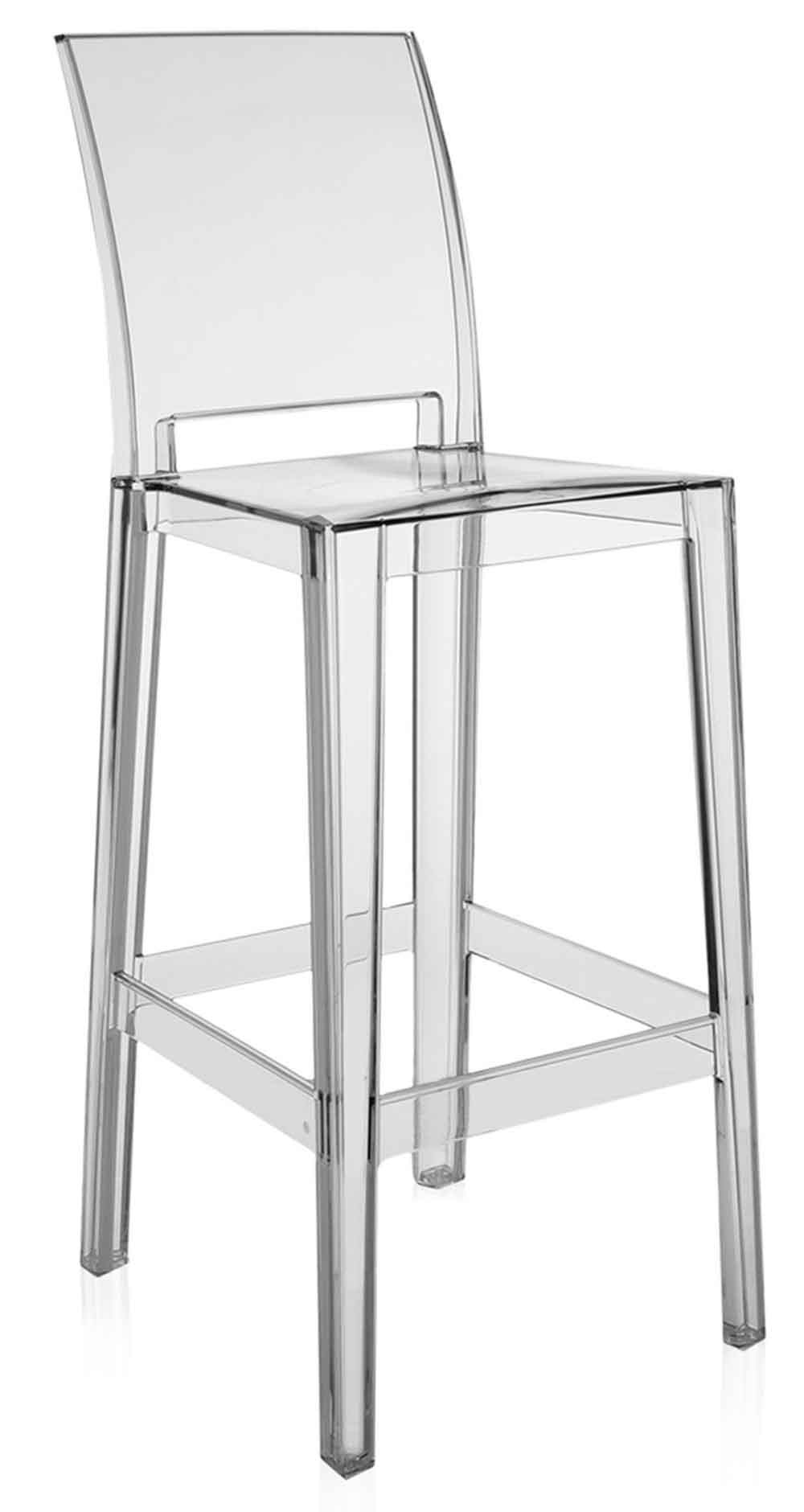 Sgabelli Kartell Prezzi.Sgabello One More Please Kartell