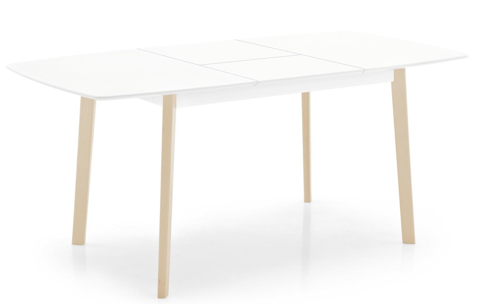 Tavolo cream calligaris calligaris mondini for Tavolo cream calligaris