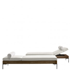 Chaise Longue Charles B&B Italia Outdoor