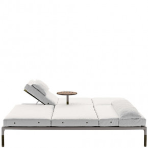 Chaise Longue Springtime B&B Italia Outdoor