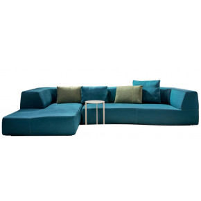 Divano con Chaise Longue Bend Sofa B&B Italia
