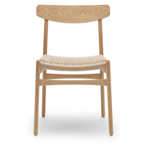sedia CH23 Dining Chair Carl Hansen & Son.