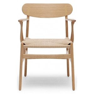 sedia CH26 Dining Chair Carl Hansen & Son.