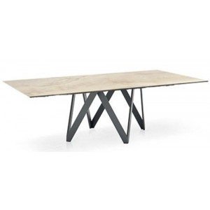tavolo allungabile Cartesio Calligaris