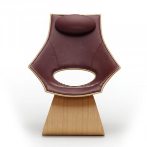 poltroncina Imbottita TA001P Dream Chair Carl Hansen & Son.