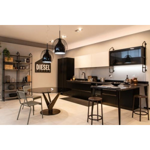 Cucina Open Work Diesel with Scavolini