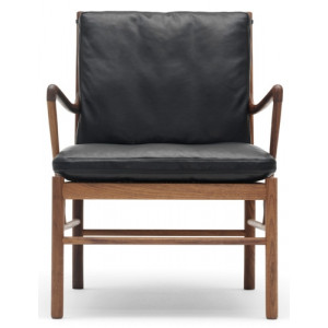 poltroncina OW149 Colonial Chair Carl Hansen & Son.