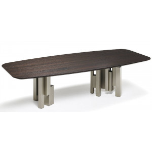 Tavolo Skyline Wood Cattelan Italia