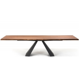 Tavolo Eliot Wood Cattelan Italia