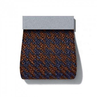Square - A04 Brown/Navy